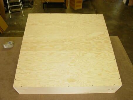 Step 11 - Crate Lid