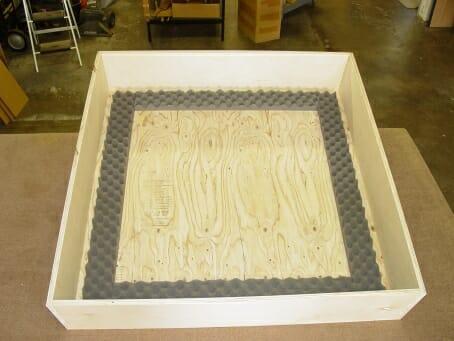 Step 2 - Foam Liner