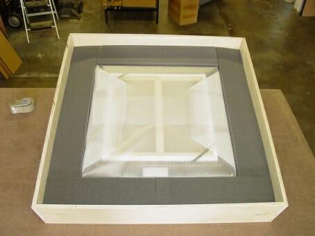 Step 6 - Foam Liner